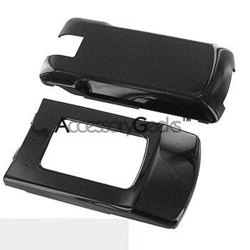 LG CU500 Hard Case - Black