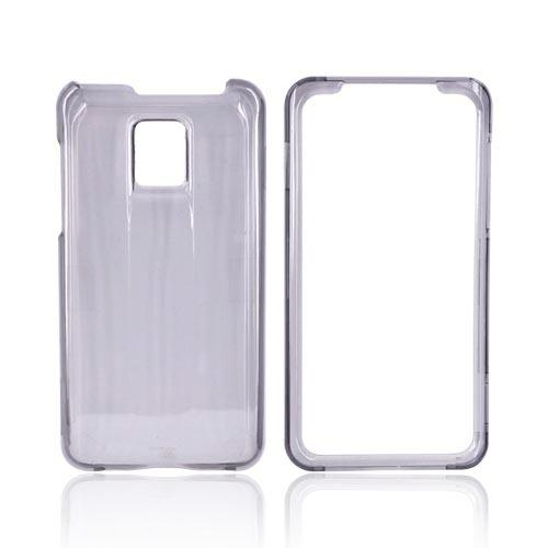 T-Mobile G2X Hard Case - Transparent Smoke