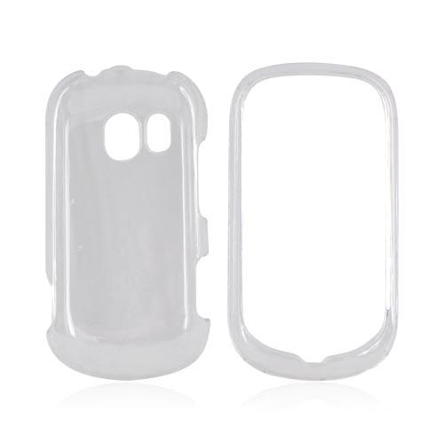 LG Extravert VN271 Hard Case - Clear