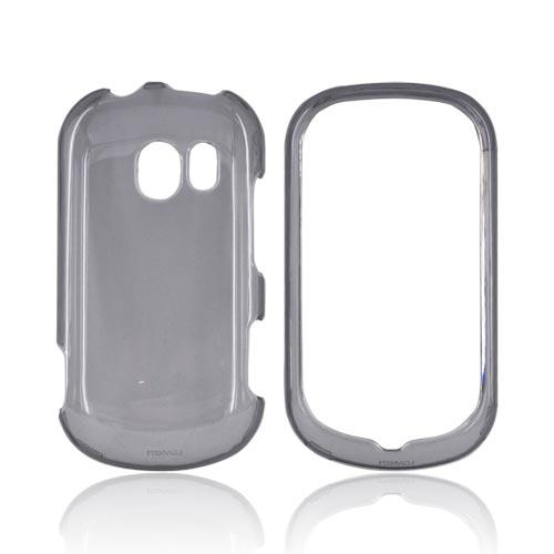 LG Extravert VN271 Hard Case - Transparent Smoke
