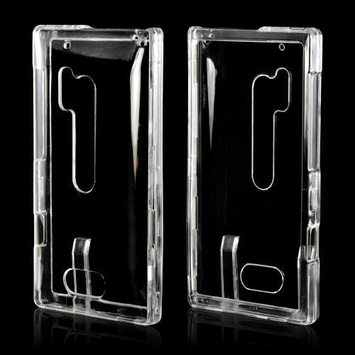 Clear Hard Case for Nokia Lumia 928