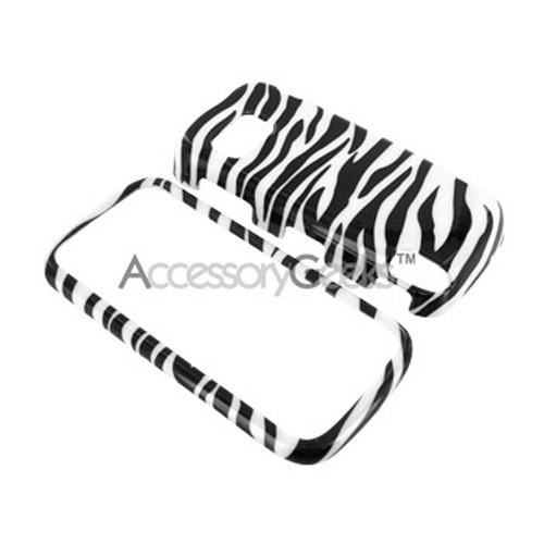 Nokia XpressMusic 5800 Hard Case - Zebra