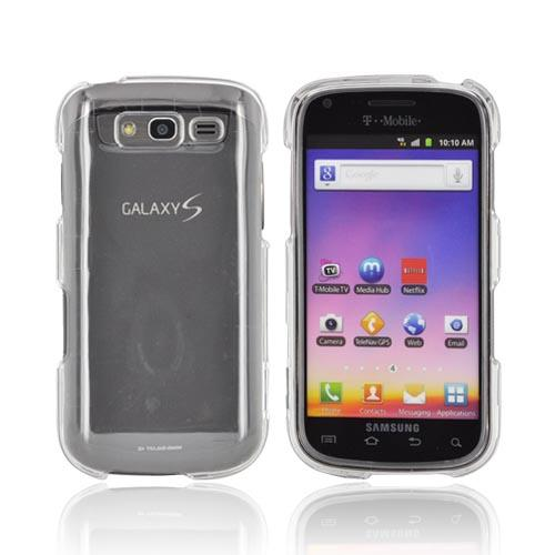 Samsung Galaxy S Blaze 4G Hard Case - Clear