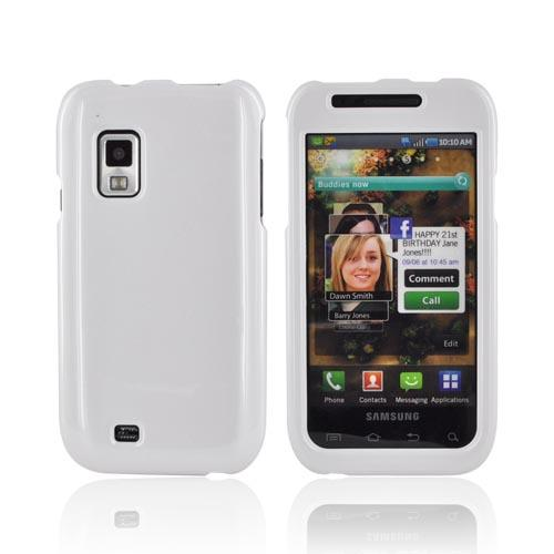 Samsung Fascinate i500 Hard Case - Pearl White