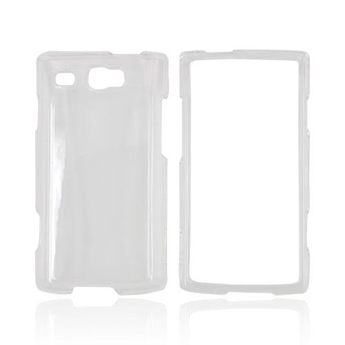 Samsung Focus Flash i677 Hard Case - Clear