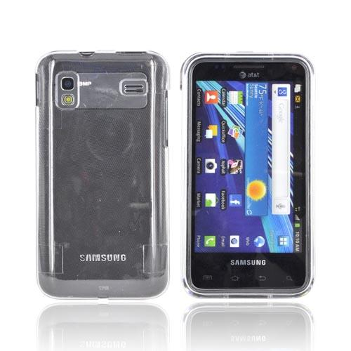 Samsung Captivate Glide i927 Hard Case - Transparent Clear