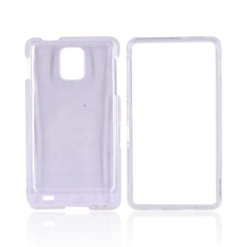 Samsung Infuse Hard Case - Clear