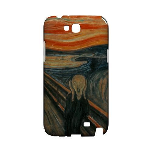 Edward Munch The Scream Geeks Designer Line Artist Series Slim Hard Case for Samsung Galaxy Note 2