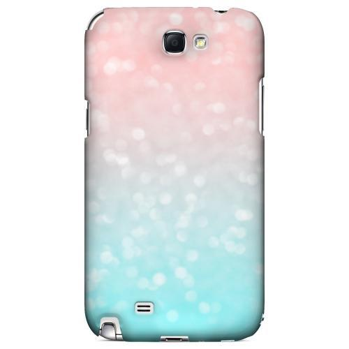 Light Whimsy - Geeks Designer Line Ombre Series Hard Case for Samsung Galaxy Note 2