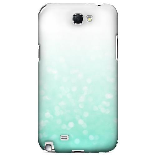 Crystal Menthe - Geeks Designer Line Ombre Series Hard Case for Samsung Galaxy Note 2
