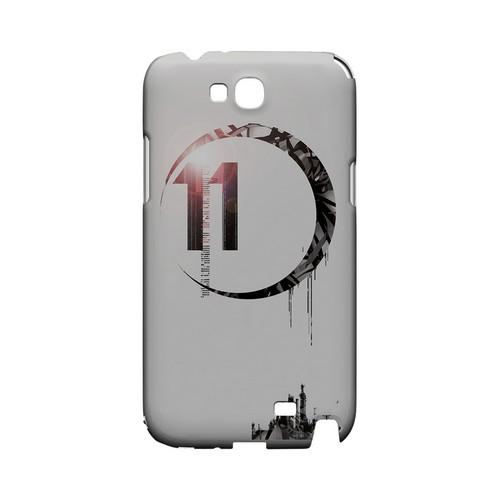 Moon 11 - Geeks Designer Line (GDL) Retro Series Hard Back Cover for Samsung Galaxy Note 2