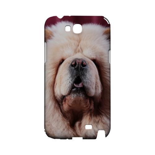 Chow Chow Geeks Designer Line Puppy Series Slim Hard Case for Samsung Galaxy Note 2