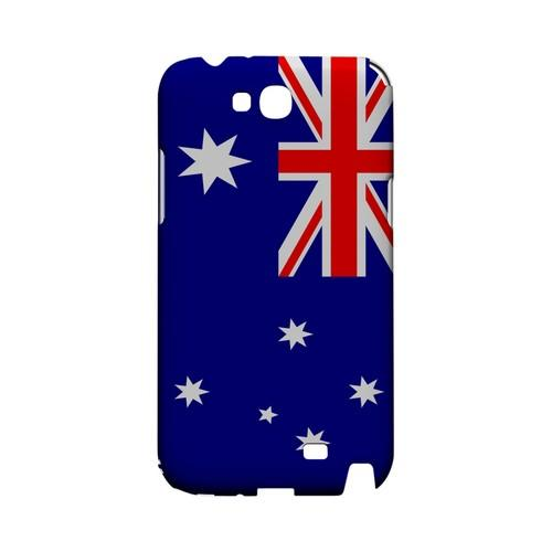 Australia Geeks Designer Line Flag Series Slim Hard Case for Samsung Galaxy Note 2