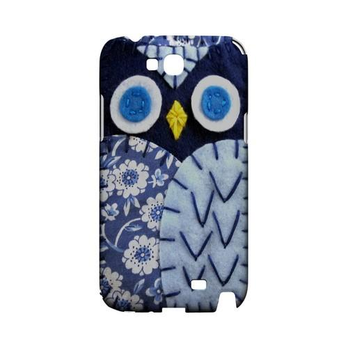 Night Blue Owl Geek Nation Program Exclusive Jodie Rackley Series Hard Case for Samsung Galaxy Note 2