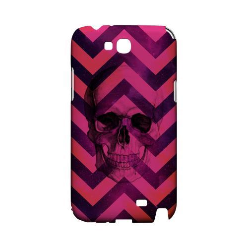 Pink Space Death Geeks Designer Line Zig Zag Series Slim Hard Case for Samsung Galaxy Note 2