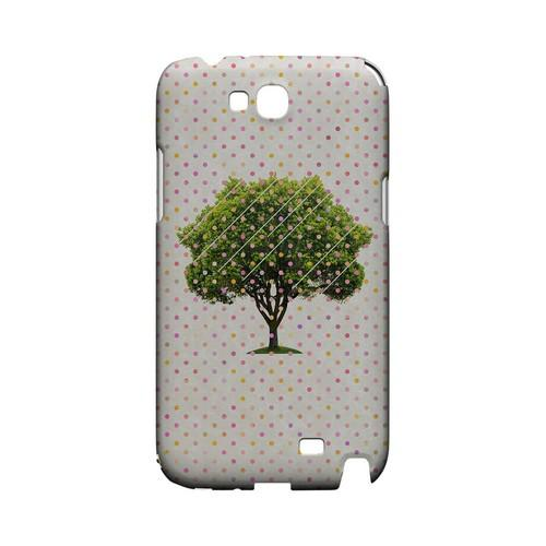 Tree Geeks Designer Line Polka Dot Series Slim Hard Case for Samsung Galaxy Note 2