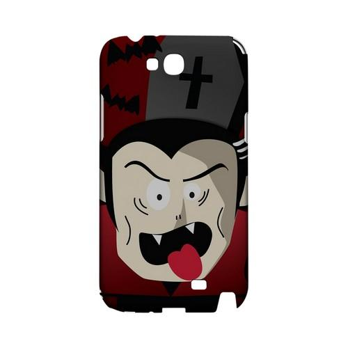 Immature Vampire - Geeks Designer Line (GDL) Monster Mash Series Hard Back Cover for Samsung Galaxy Note 2