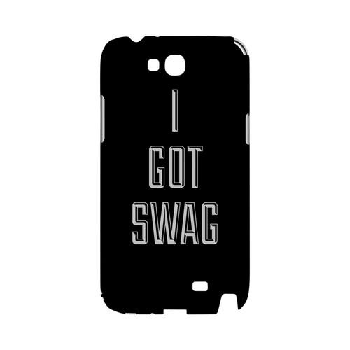 I Got Swag - Geeks Designer Line Swag Series Hard Case for Samsung Galaxy Note 2