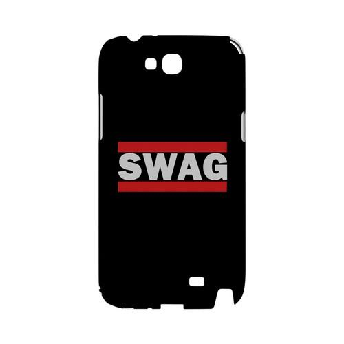 Swag DMC - Geeks Designer Line Swag Series Hard Case for Samsung Galaxy Note 2