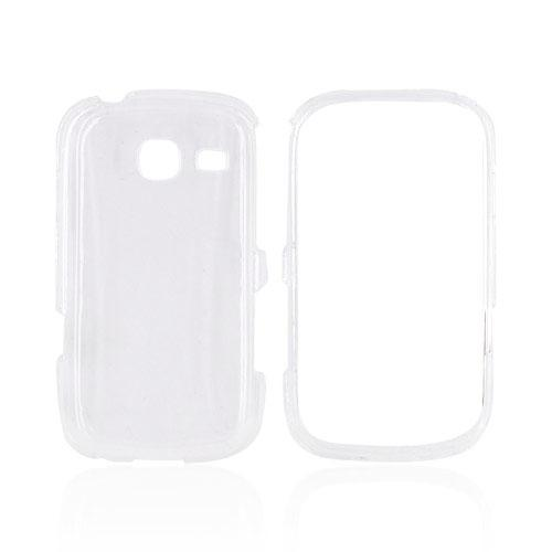 Samsung Freeform 3 Hard Case - Clear