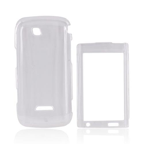 Samsung Sidekick 4G Hard Case - Transparent Clear
