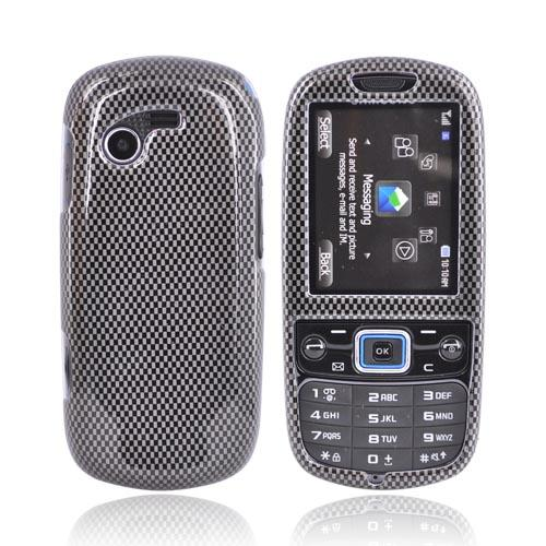 Samsung Gravity 3 T479 Hard Case - Carbon Fiber
