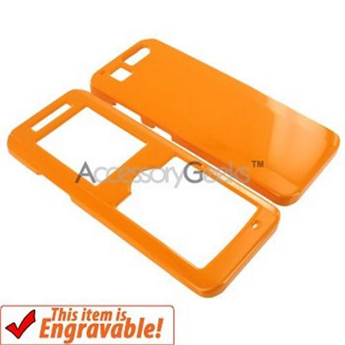 Samsung T509 Hard Case - Neon Orange
