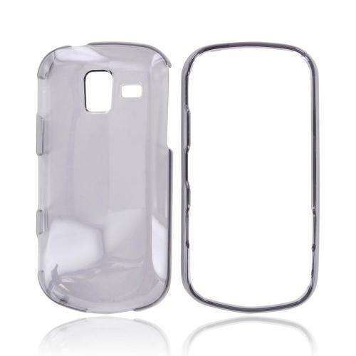 Samsung Intensity III Hard Case - Transparent Smoke