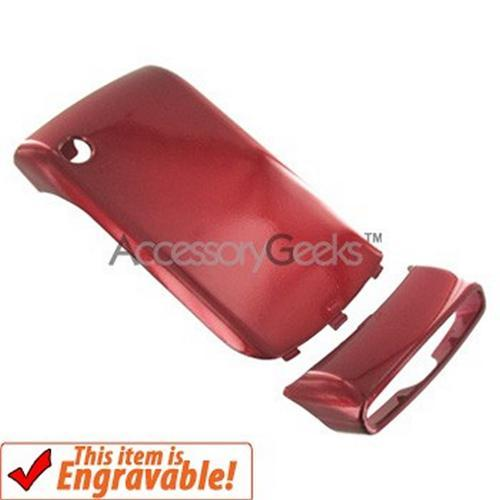 T-Mobile SideKick 4 2008 Hard Case - Red