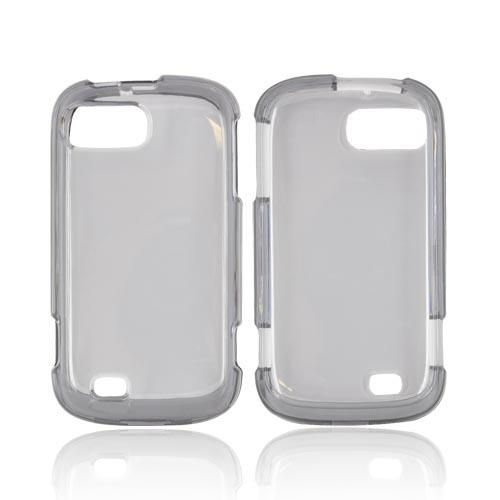 ZTE Fury N850 Hard Case - Transparent Smoke