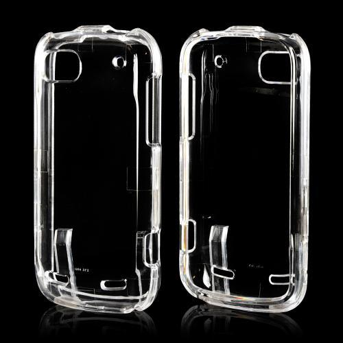Clear Hard Case for ZTE Warp Sequent/ Warp 2 N861