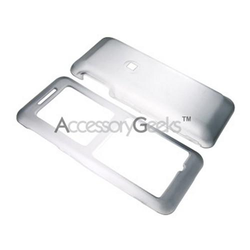 Kyocera Melo S1300 Icy Hard Case - Black/Clear