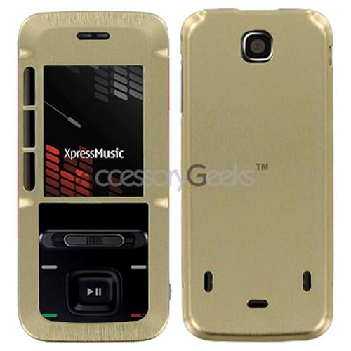 Nokia XpressMusic Metal Hard Case - Gold