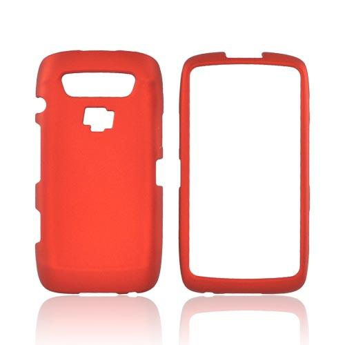 Blackberry Torch 9850 Rubberized Hard Case - Orange
