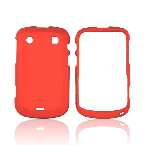 Blackberry Bold 9900, 9930 Rubberized Hard Case - Orange