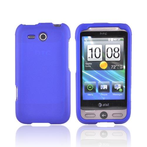 HTC FreeStyle Rubberized Hard Case - Blue