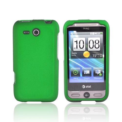 HTC FreeStyle Rubberized Hard Case - Green