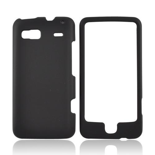 Luxmo T-Mobile G2 Rubberized Hard Case - Black