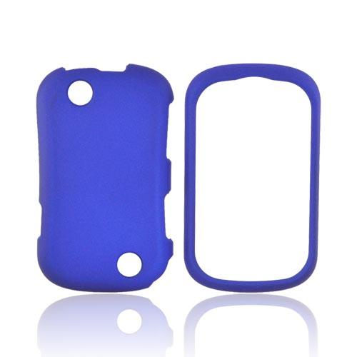 Kyocera Milano C5120 Rubberized Hard Case - Blue