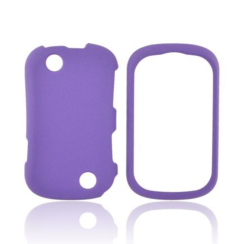 Kyocera Milano C5120 Rubberized Hard Case - Purple