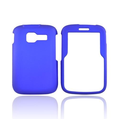 Kyocera Torino S2300 Rubberized Hard Case - Blue