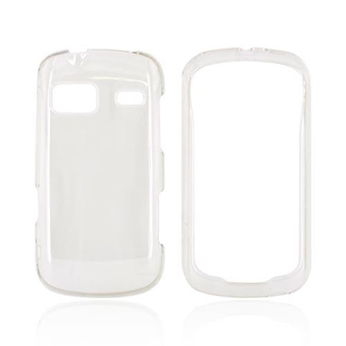 LG Rumor Reflex Hard Case - Clear