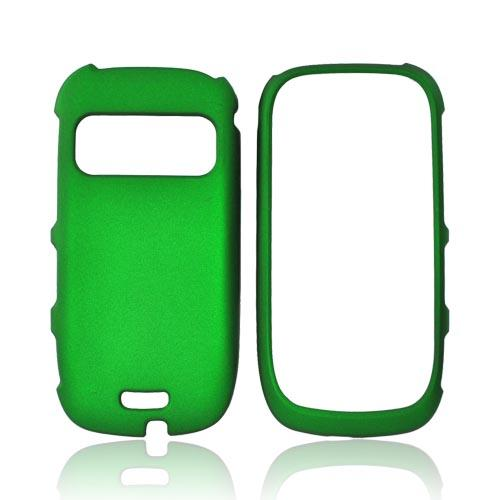 Nokia Astound C7-00 Rubberized Hard Case - Green