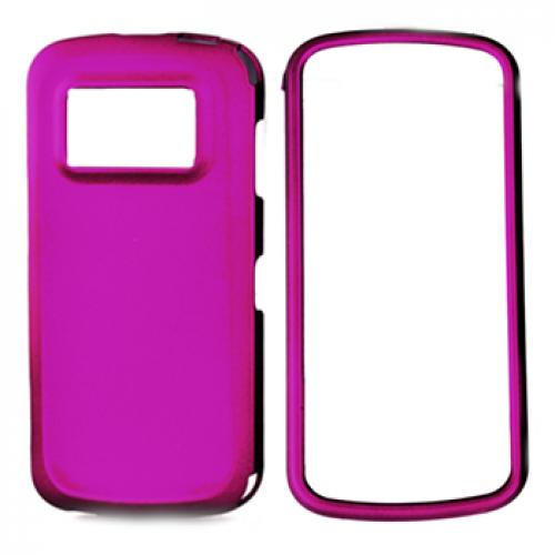 Nokia N97 Rubberized Hard Case - Purple