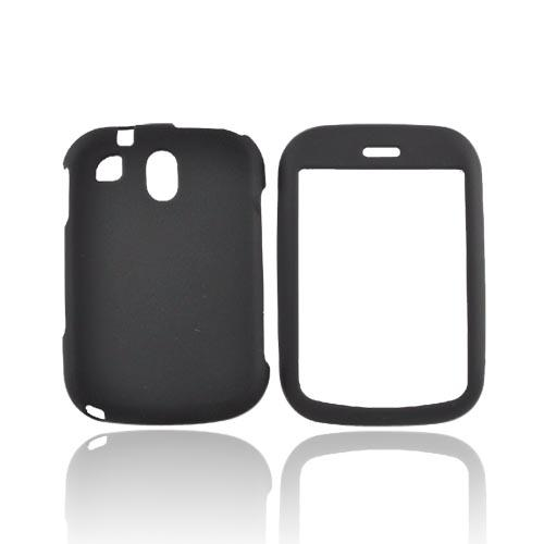 Talon Pantech Jest TXT8040 Rubberized Hard Case - Black