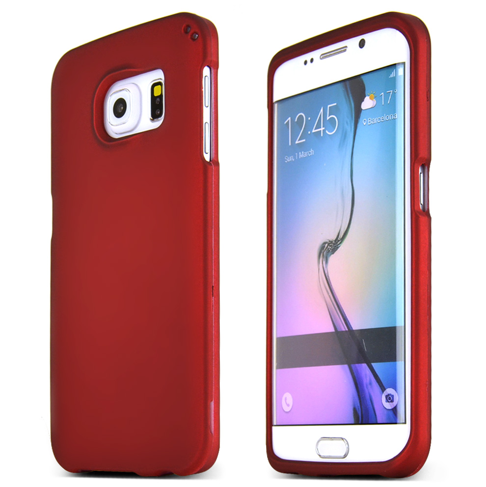 samsung s6 case red