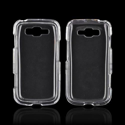 Samsung Focus 2 Hard Case - Transparent Clear