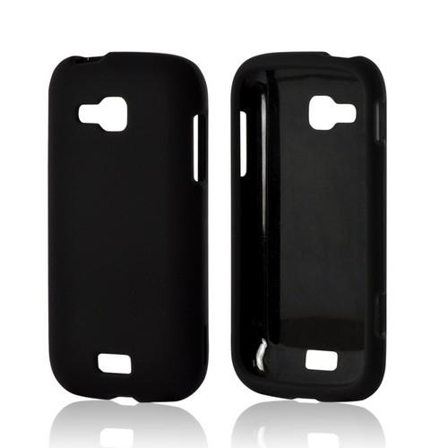 Black Rubberized Hard Case for Samsung ATIV Odyssey