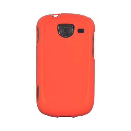 Samsung Brightside Rubberized Hard Case - Orange