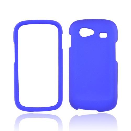 Google Nexus S Rubberized Hard Case - Blue